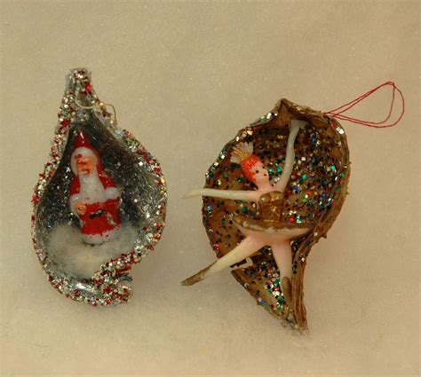 items similar to folk art diorama christmas ornaments