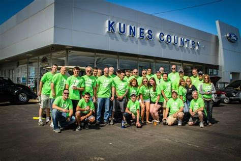 Kunes Country Ford by Kunes Country Ford Stateline Superstore Of Antioch