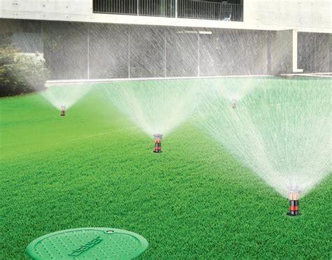 irrigazione giardino claber vantaggi dell irrigazione interrata