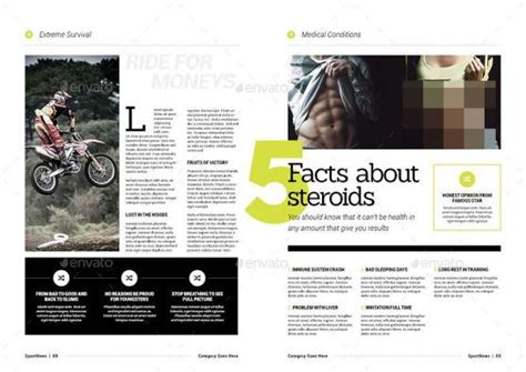 layout majalah terbaik 17 terbaik ide tentang desain majalah di pinterest tata