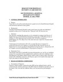 Armed Guard Cover Letter by 10 Best Images Of Security Business Security Business Sle Security