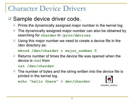 tutorial write linux driver how to write a character device driver in linux
