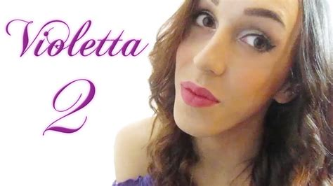 tutorial makeup ultima 2 violetta 2 makeup tutorial youtube