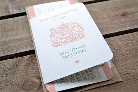 Boarding Pass Wedding Invitation Envelopes wedding invitation personalised destination wedding