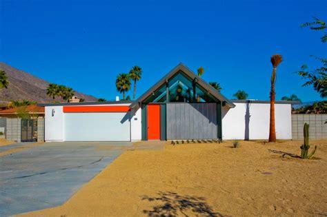 eichler hosue mid century modern mania in the california desert