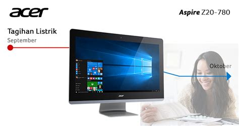 Harga Komputer Acer All In One mengenal lebih dekat pc all in one acer