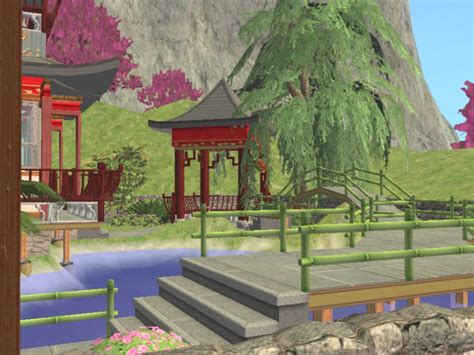 house of china 2 mod the sims china house
