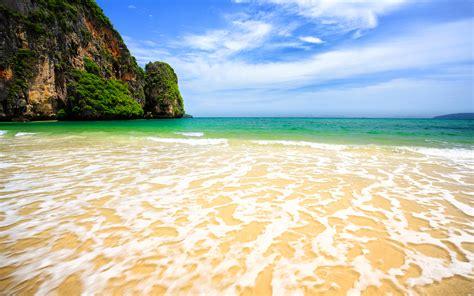 wallpaper 4k beach tropical beach thailand hd desktop wallpapers 4k hd