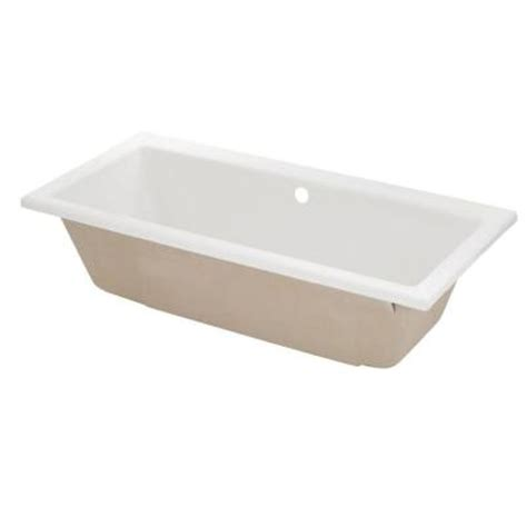 lyons industries bathtubs lyons industries linear 5 5 ft center drain drop in