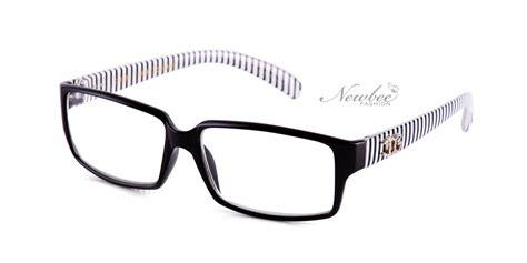 Blue Rectanguler Fashion Bag Import clear lens fashion glasses rectangular frame