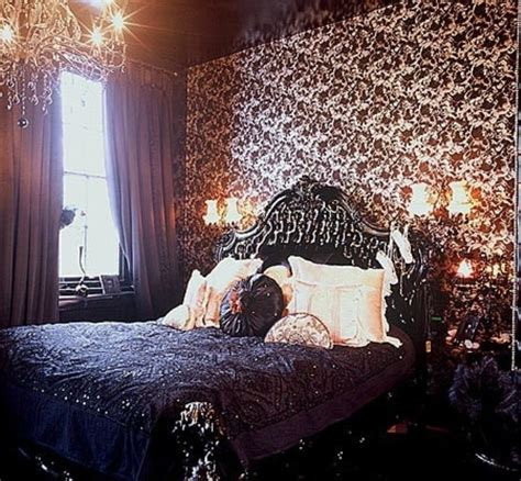 goth room 26 impressive gothic bedroom design ideas digsdigs