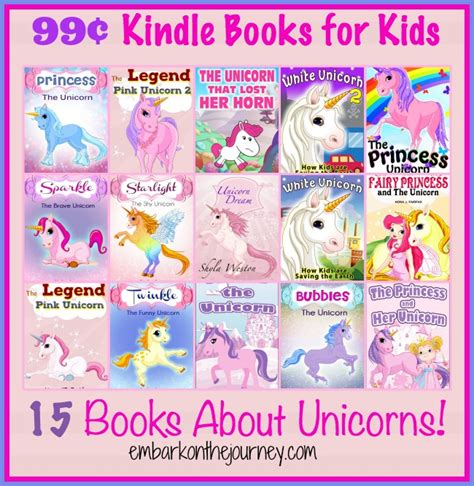 unicorn picture books 99 162 unicorn kindle books for embark on the journey