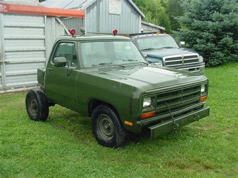 1990 dodge 3 4 ton truck diesel maryland 18630