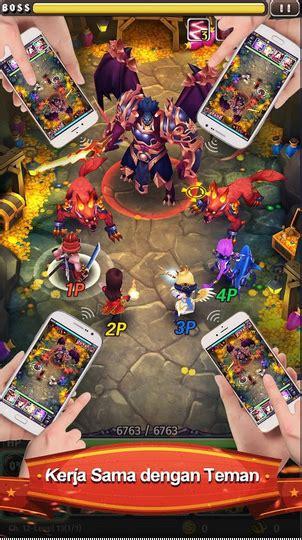 download game ninja heroes mod apk versi terbaru hyper heroes mod apk v1 0 6 51399 terbaru update full