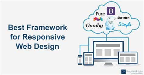 9 best responsive web design frameworks