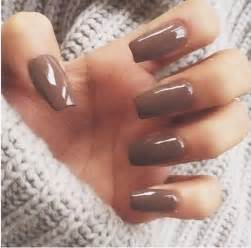 fall colors for nails best 25 brown nails ideas on fall nails fall