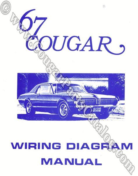 cougar turn signal wiring diagram wiring library