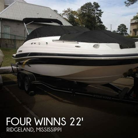 used boats for sale in south mississippi four winns 224 funship boats for sale boats