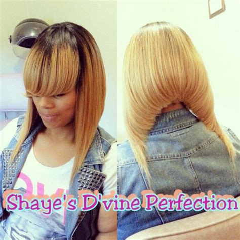 pronto styles pronto quick weave bob shaye s d vine perfection