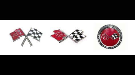 corvette logo history chevrolet corvette c7 logo history and reveal brenengen