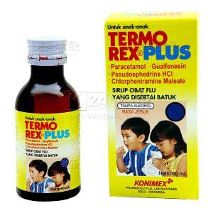 Obat Tidur Apotek jual beli termorex plus sirup obat batuk demam dan flu