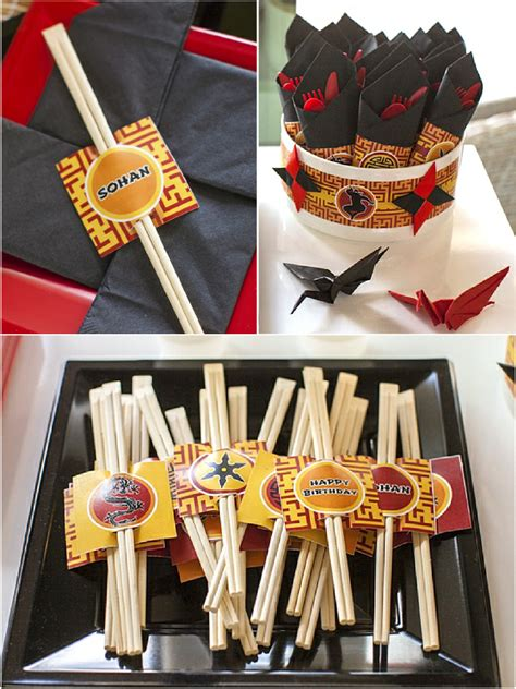 japan decorations a japanese origami birthday ideas