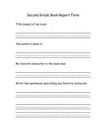 book report forms for 2nd grade 16 best images of 3rd grade book report worksheet 3rd book review template classroom literacy pinterest