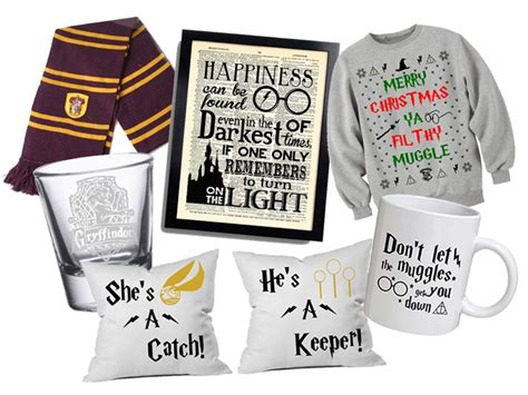 gifts for fans the gift guide for harry potter fans the