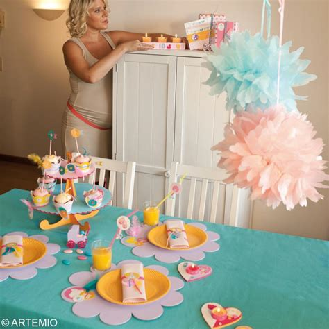 baby table ls baby shower d 233 corations et id 233 es id 233 es et conseils
