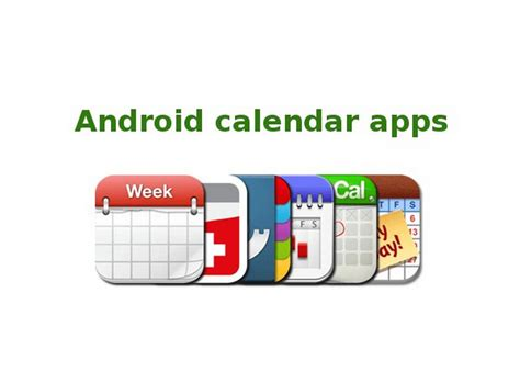 Calendar Apps For Android 10 Best Calendar Apps For Android In 2018 Techmused
