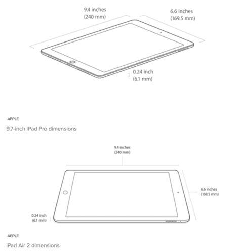 ipad air  cases fit     ipad pro