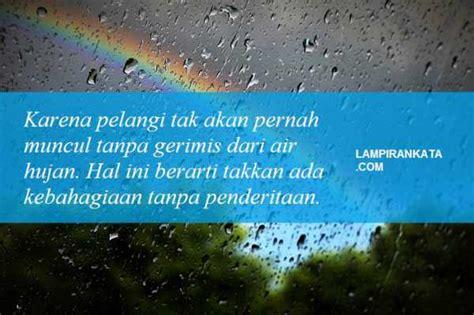 menyayat hati  kata kata bijak tentang hujan