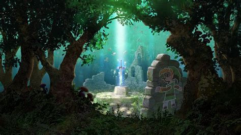 legend  zelda  link  worlds hd