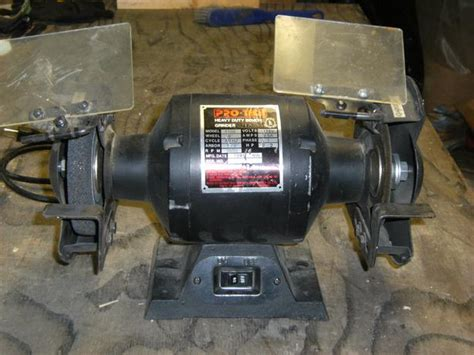 pro tech bench grinder pro tech bench top grinder esquimalt view royal victoria