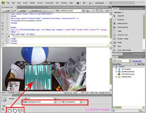 Dreamweaver Tutorial Image Map | html xhtml image maps virtualmv2015wiki