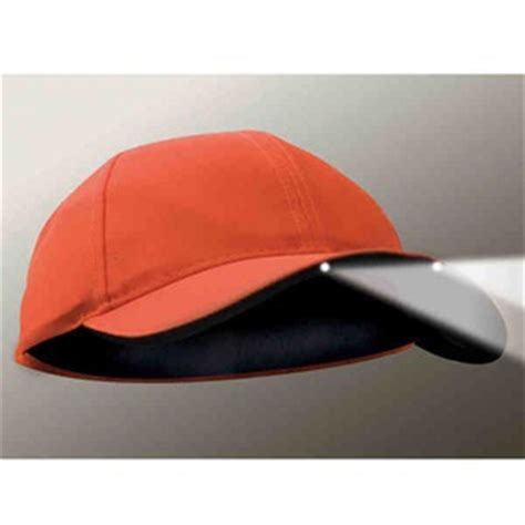 hats with lights in visor hats with visor lights custom imprinted with your logo