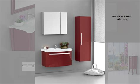bathroom line bathroom furniture silver line models saralli decor istanbul