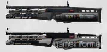 Call of duty advanced warfare weapons