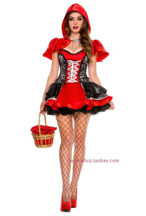 little red riding hood costumes adult kids red riding sexy lingerie little red riding hood halloween clothes