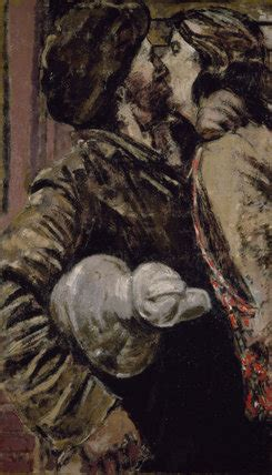 how to open a miner s l the miner by walter richard sickert at birmingham museums