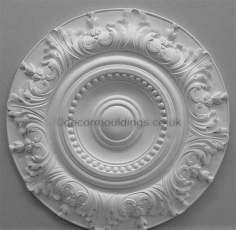 Edwardian Ceiling Roses by 475mm Diameter Edwardian Plaster Ceiling Coving Shop