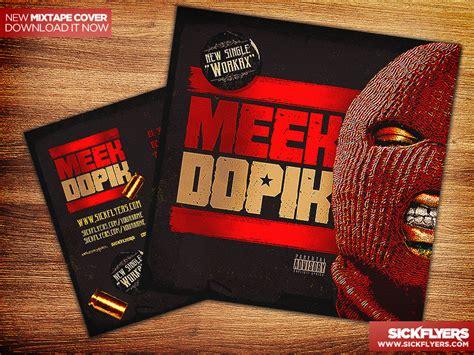 New Mixtape Cover Template Psd By Industrykidz On Deviantart Mixtape Cover Template Psd