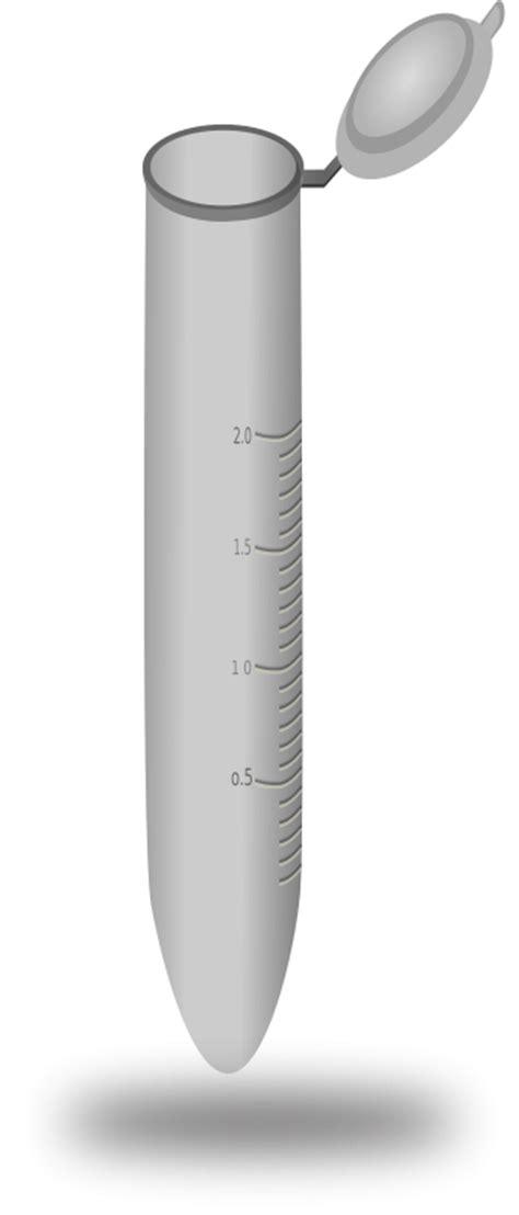 micro centrifuge tube ml   svg   vector