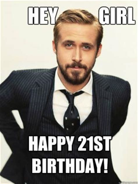 Happy 21st Birthday Meme - funny 21st birthday jokes kappit
