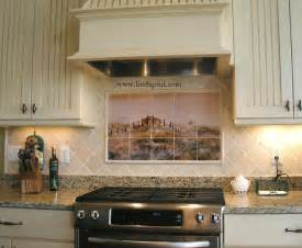 Country Kitchen Backsplash Tiles Kitchen Remodels Country Tuscan Kitchen Design Ideas