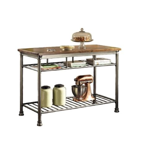 home styles orleans kitchen island butcher island junglekey in shop