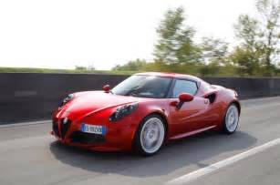 Alfa Romeo 4c Reviews Alfa Romeo 4c Review 2017 Autocar