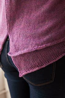 Abella Knit ravelry abella pullover pattern by williams