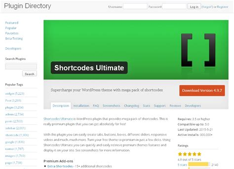tutorial video wordpress plugin wordpress shortcodes plugin