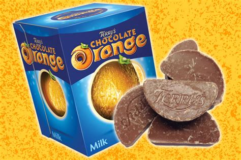 chocolate orange terry s chocolate orange is now 10 smaller and people are